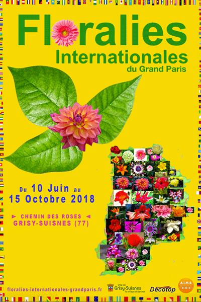 Floralies Internationales du Grand Paris