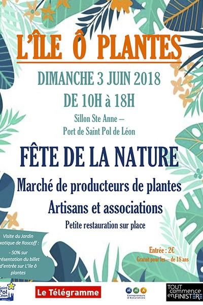 L'île Ô Plantes
