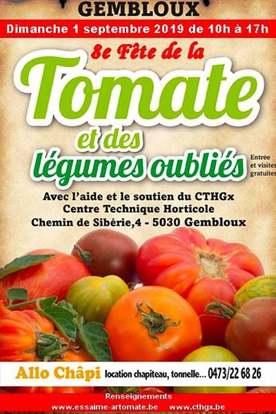 Fête de la tomate et des légumes oubliés