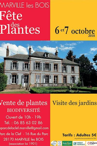 Edition d'automne de la Fête des Plantes et de la Biodiversité