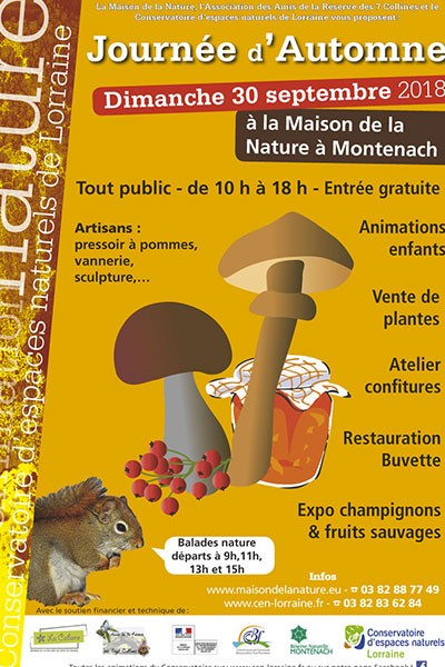 Journée d'Automne de Montenach