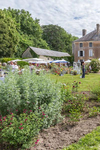 Fête des Plantes et du Jardin au Domaine de Péré