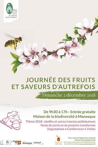 Journée des fruits et saveurs d'autrefois