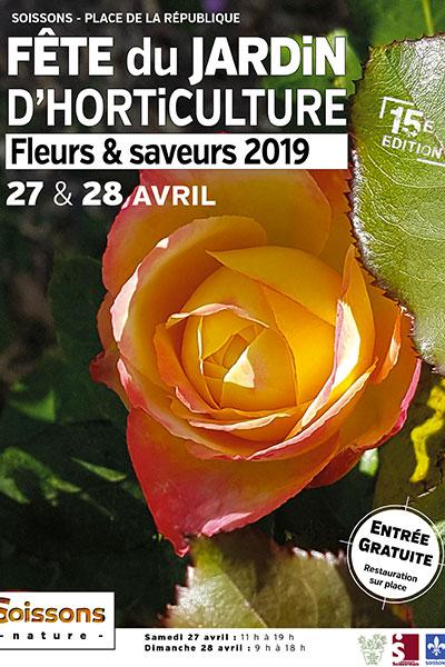 Fête du Jardin d'Horticulture, journée des fleurs et des saveurs