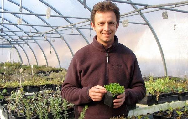 Laurent Bourgeois remet les plantes médiévales au goût du jour !