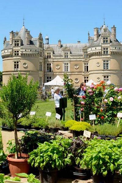 La Fête des Jardiniers au Château de Lude
