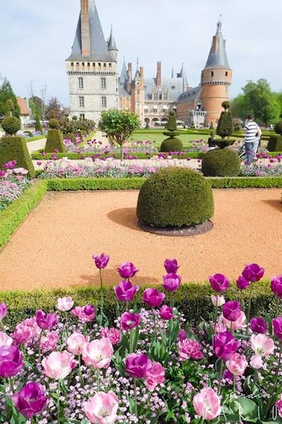 Fête des plantes au Château de Maintenon
