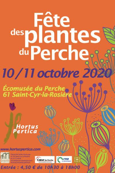 Fête des plantes de Saint-Cyr la Rosière