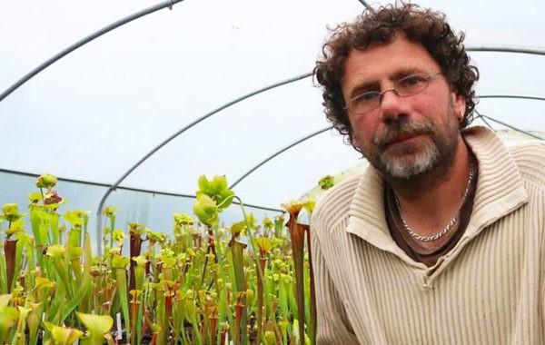 Rencontre avec Matthieu Jehanne, passionné de plantes carnivores