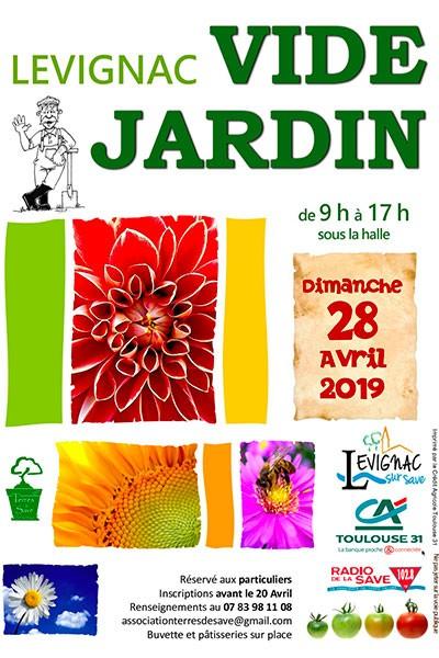 Vide-Jardin de Lévignac