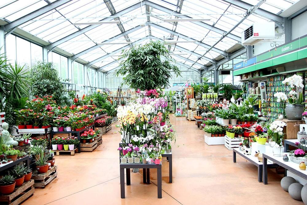Serres de Pradel Horticulture