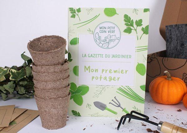 Kit jardinage Mon premier potager