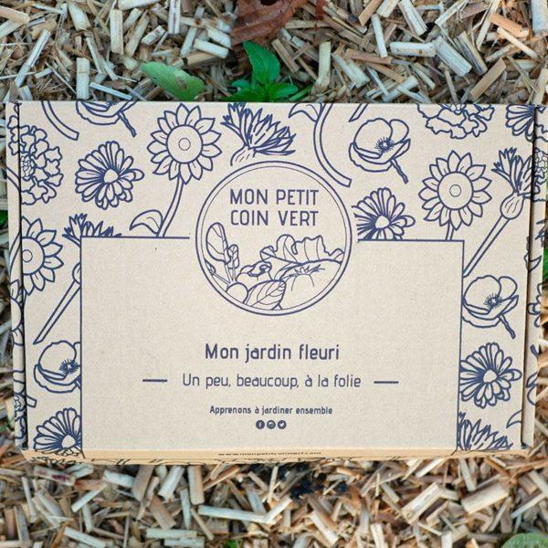 Kit jardinage Mon jardin fleuri