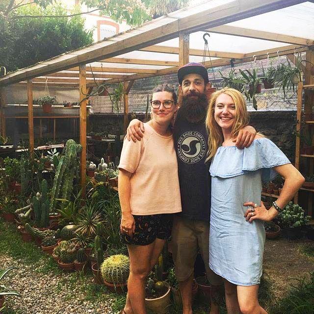 L'équipe de The Cactus Corner