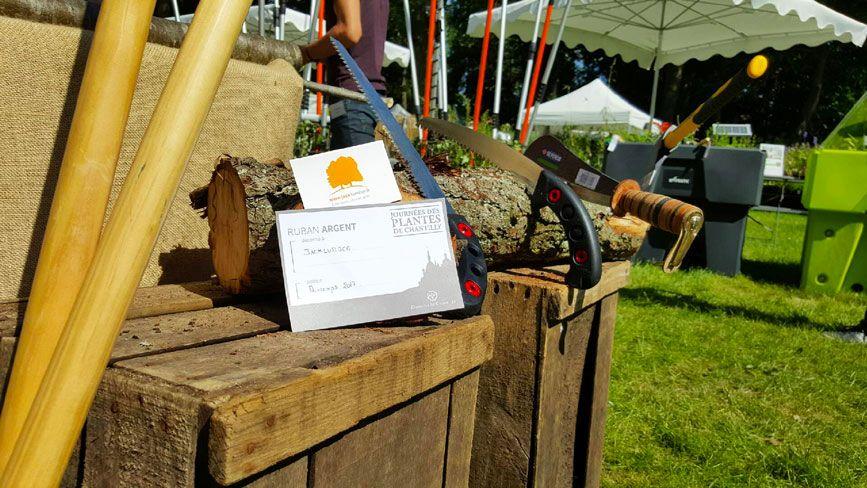 Jack Lumber récompensé