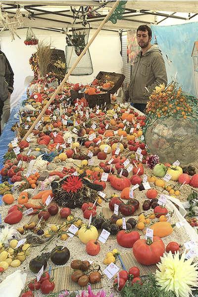 Fête des légumes anciens