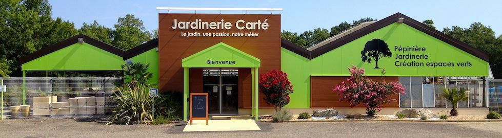 Jardinerie Carté