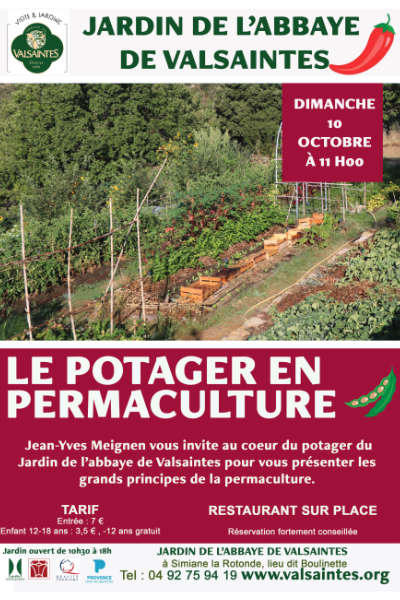 Le potager en permaculture