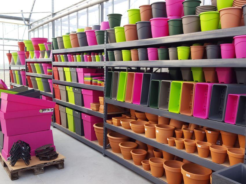 jardinerie Les Jardins d'Olivier