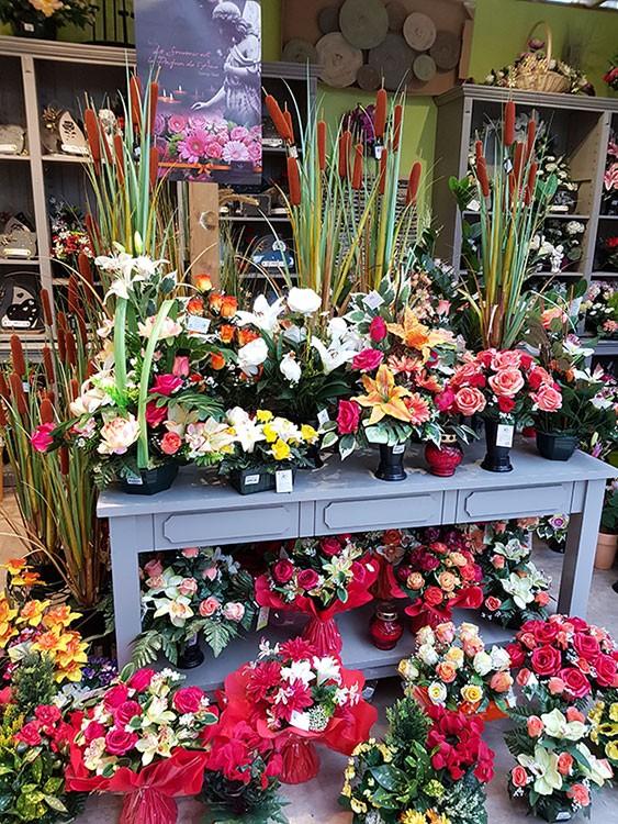 La fleuristerie