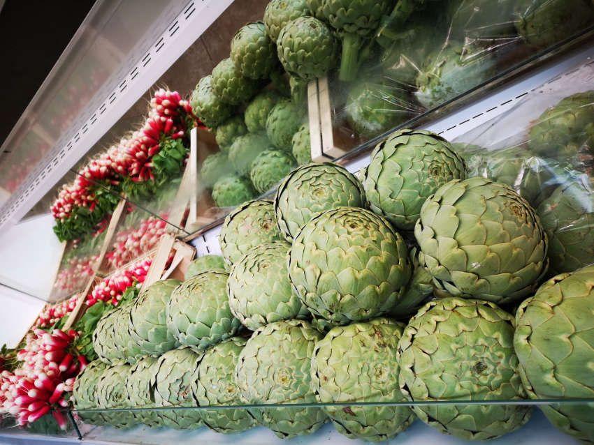 Légumes de producteurs