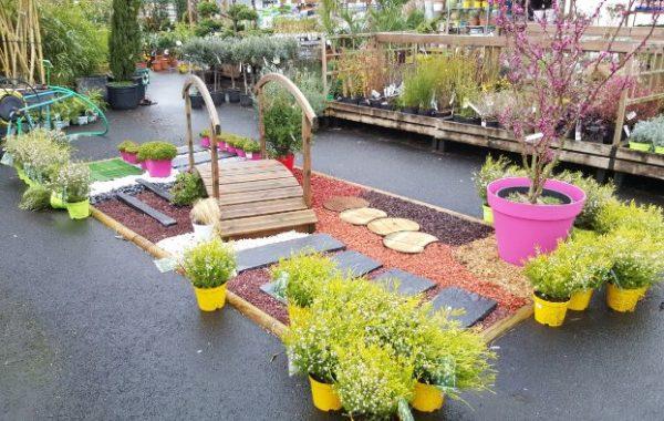 Jardinerie Atlantic Vert