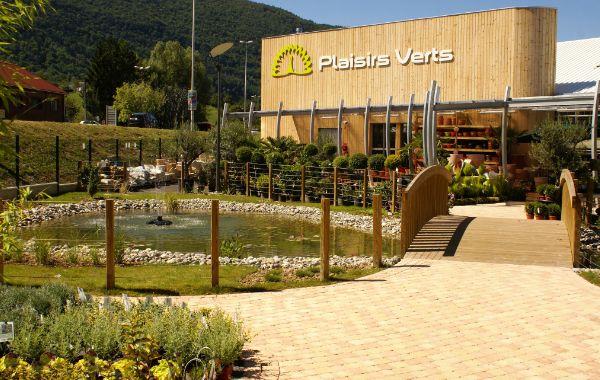 Jardinerie Plaisirs Verts