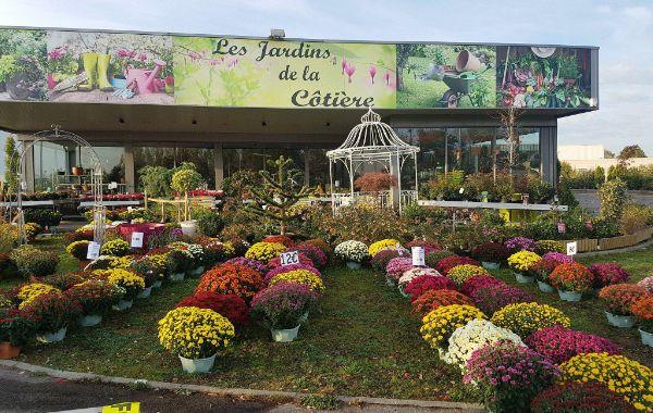 Les Jardins de la Cotière