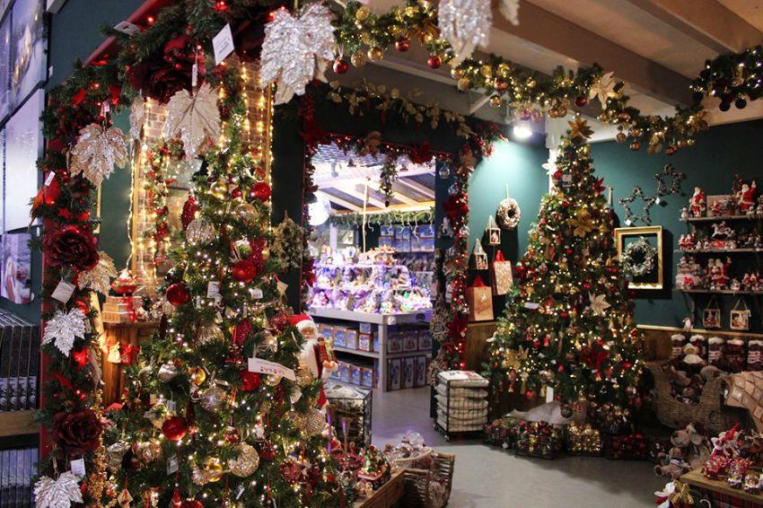 Noël à la Jardinerie du Bois Paris