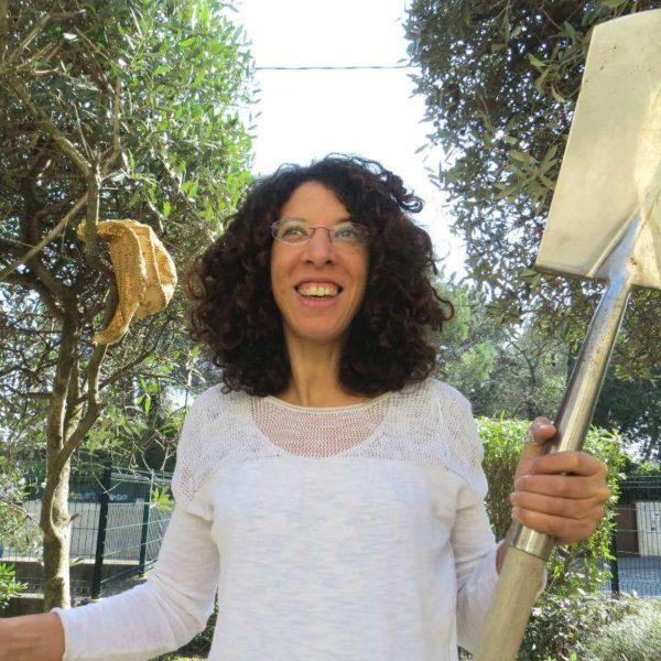 Christelle Oukkadour du Vélo qui sème