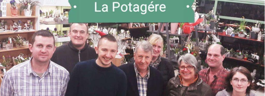 Equipe de la Potagère
