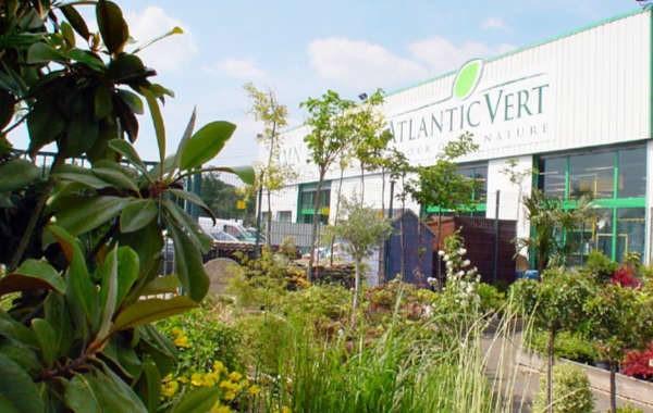 Jardinerie Atlantic Vert Saint-Armel