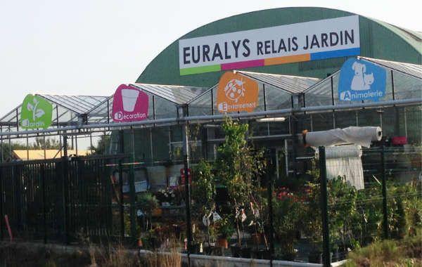 Jardinerie Euralys de Hazebrouck