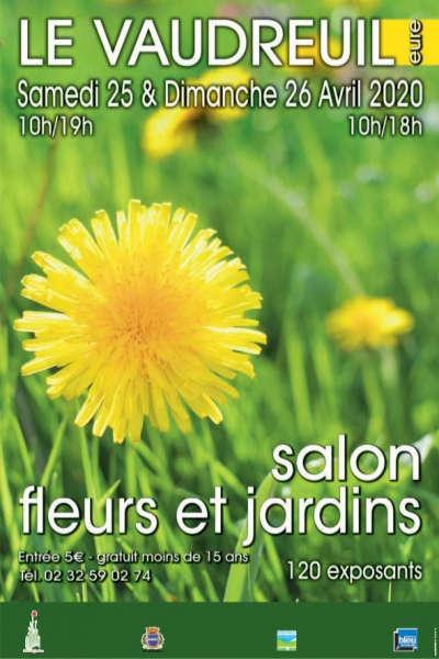 Salon Fleurs et Jardins du Vaudreuil