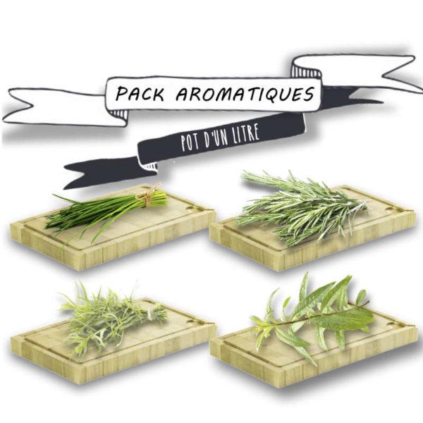 Pack aromatiques direct producteur