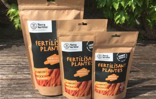 Fertilisant potager Terra fertilis®