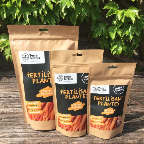 Fertilisant plantes spécial potager