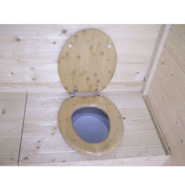 Abattant toilettes sèches
