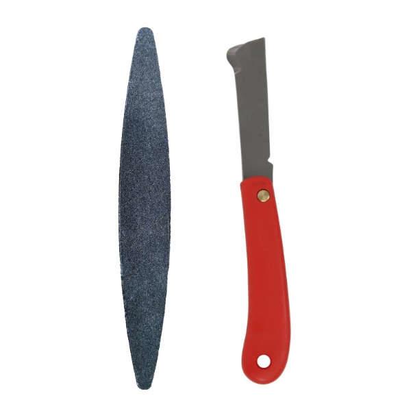 Couteau à greffer et lame