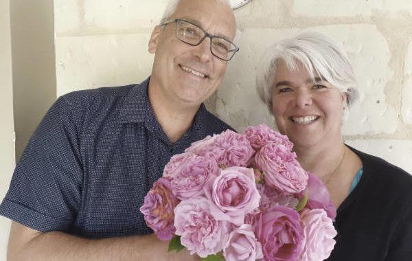 Jérôme et Isabelle Chéné