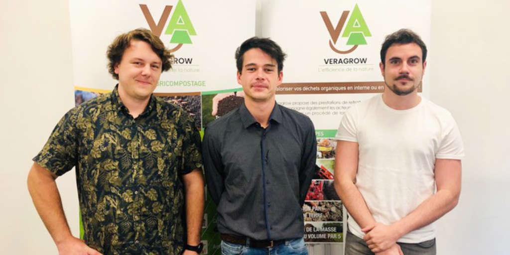 L'équipe de Veragrow