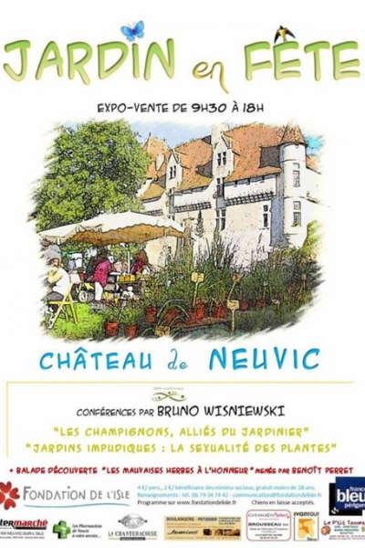 Fête des Plantes de Neuvic