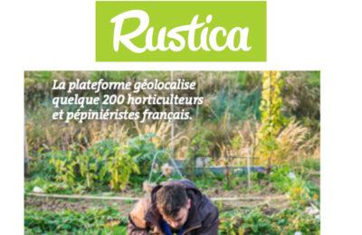 Rustica - Site de cojardinage gagnant-gagnant