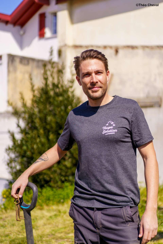 Romain Dupont, taupier professionnel