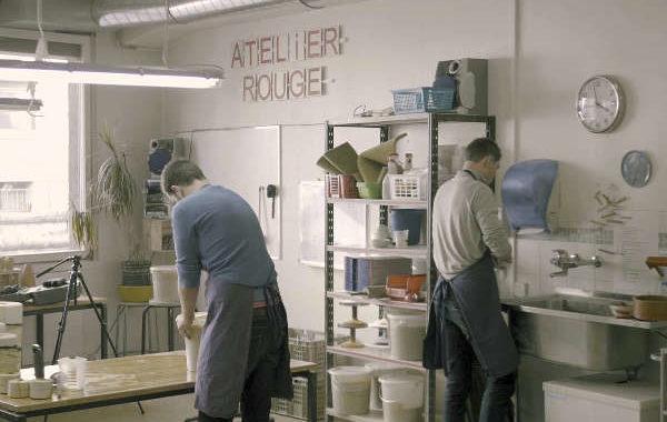 Atelier de fabrication des ollas Wepot