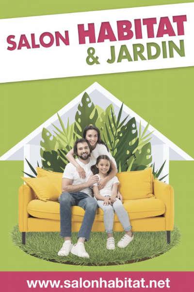 Salon Habitat Maison et Jardin